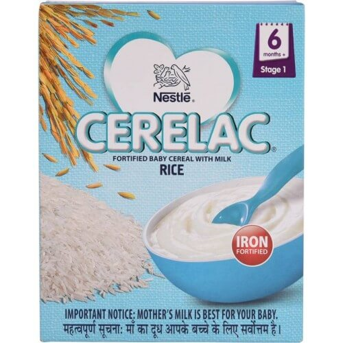 Cerelac Rice 350G Stage 1 India
