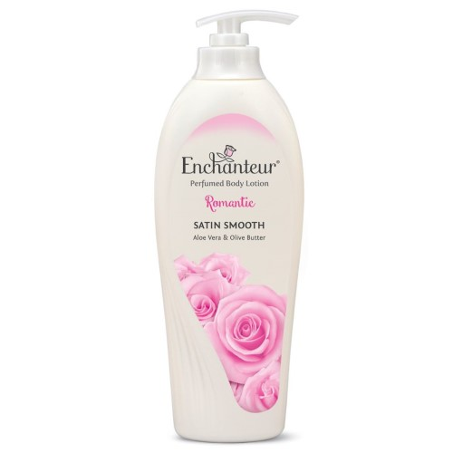 Enchanteur Shower Cream Romantic 650ml