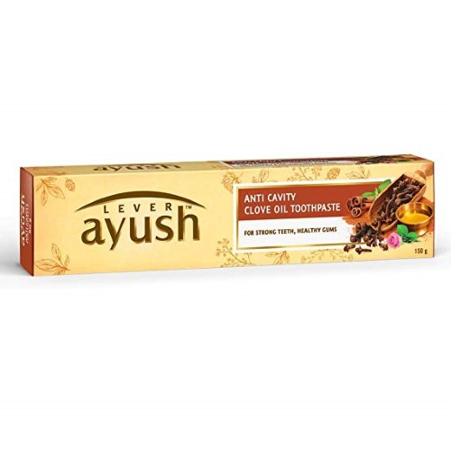 Ayush Clove Oil Toothpaste 150gm